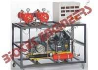 Two Stage Piston Compressor Unit
