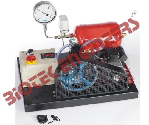 Air Compressor Test Unit