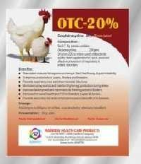 Oxytetracycline 20% Granulated