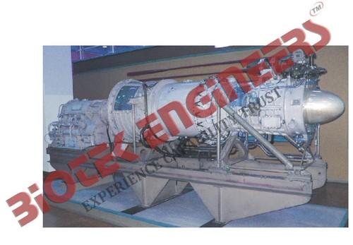 Two Shaft Gas Turbine Simulator