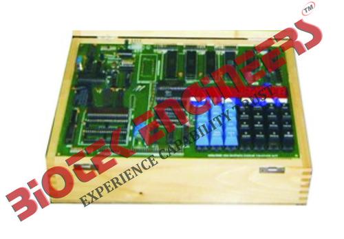 Microprocessor Trainer Kit LED