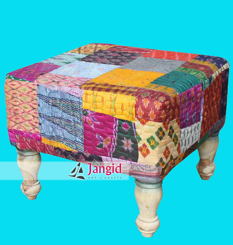 Indian Patch Work Furniture