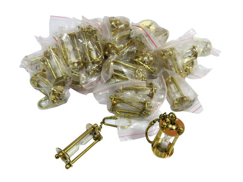 Key Chain Sand Timer 2 Set Of 100