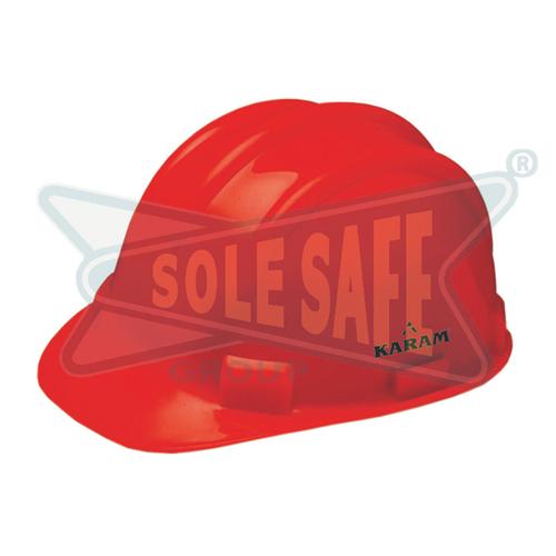 KARAM Safety Helmet With Side Strap
