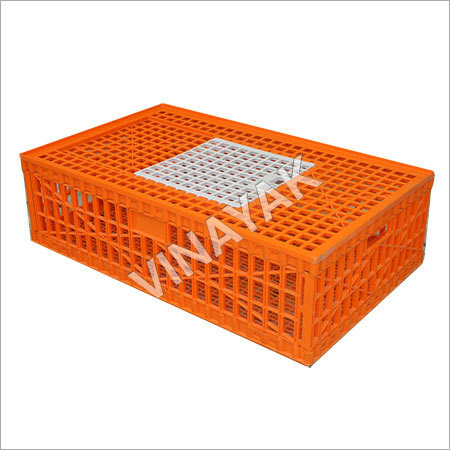 Broiler Shifting Crate
