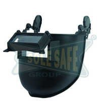 KARAM Safety Helmet Attachable Welding Shield