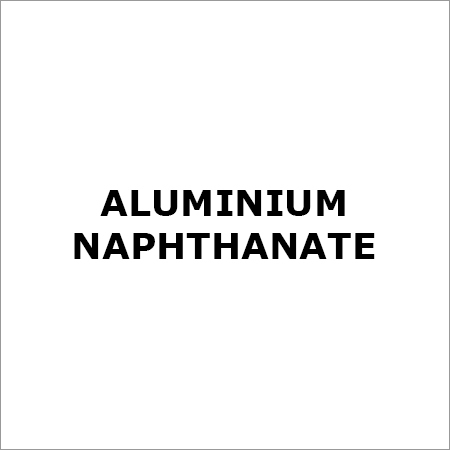 ALUMINIUM NAPHTHANATE