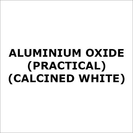 ALUMINIUM OXIDE (practical) (calcined white)