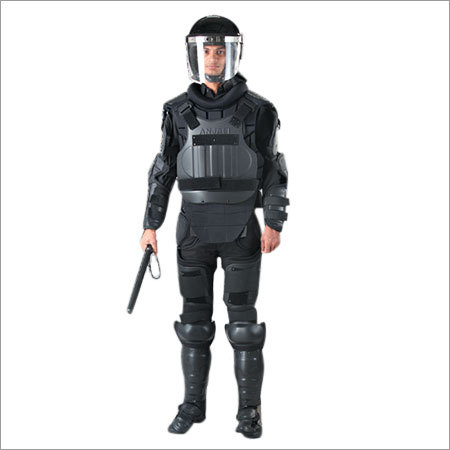 Anti Riot Full Body Protection Uniform