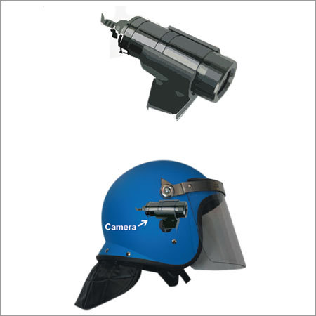 Helmet with Camera