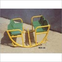 Rocking Boat 4 Seat