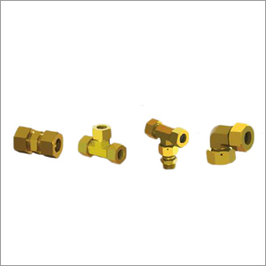 Hydraulic Flareless Fittings