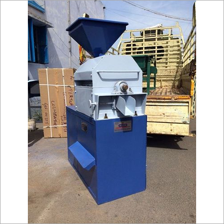 Grain Polishing Machine
