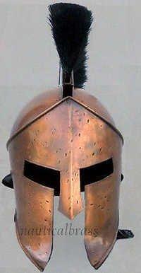 300 Medieval King Roman Leonidas Spartan Helmet