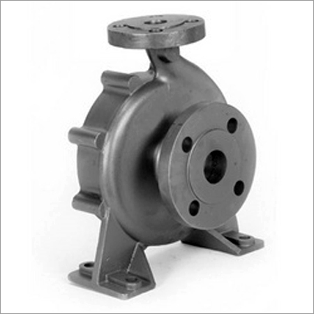 Centrifugal Pump Body Casting