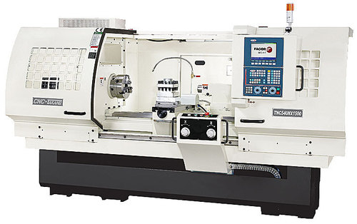 Light Duty Flat Bed CNC Lathes