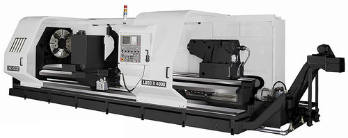 High Speed Flat Bed CNC Lathes