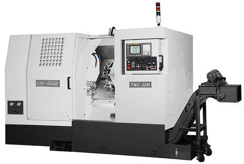 Medium Duty Slant Bed CNC Lathes
