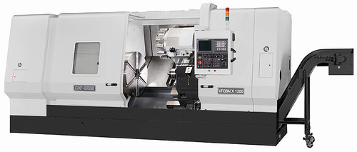 Heavy Duty Slant Bed CNC Lathes