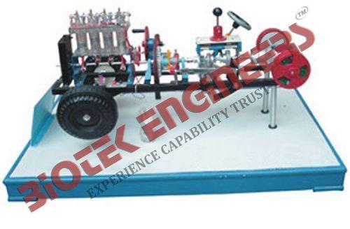 Educational Car Model