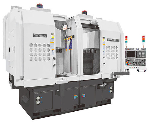 High Speed CNC Turret Type