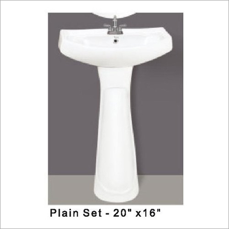 Plain Wash Basin 20