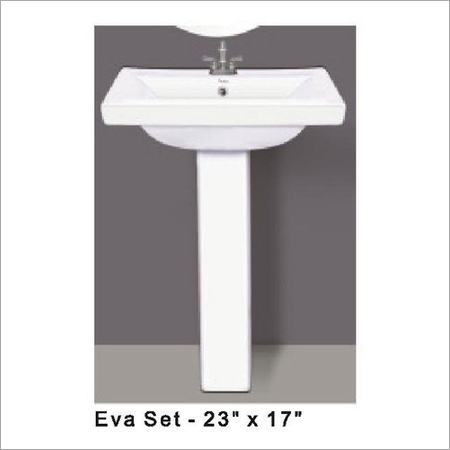 Eva Pedestal Wash Basins 23
