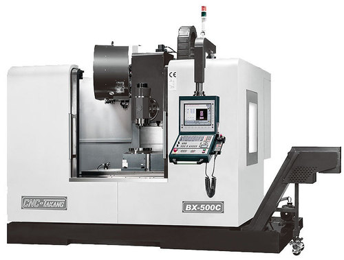 5 Axis Series