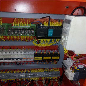 Packaging Machine Control Panel