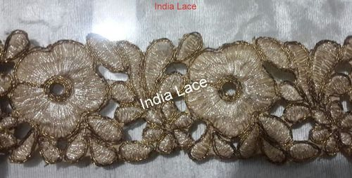 Cutwork Embroidery Lace