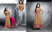 Unique Semi Stitched Salwar Kameez
