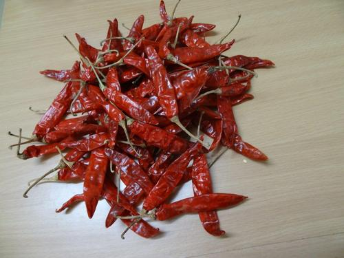 Sanam chilli with stem