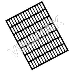 Poulty Rubber Cage Mat