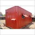 Workshop Container
