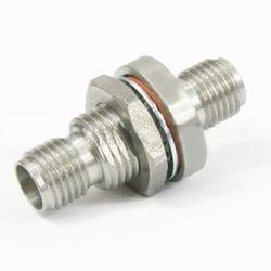 3.5mm Female to 3.5mm Female Bulkhead Adapter