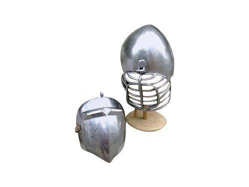 Medieval Grill Helmet