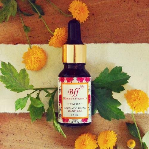 De-Stress Aromatic Blends