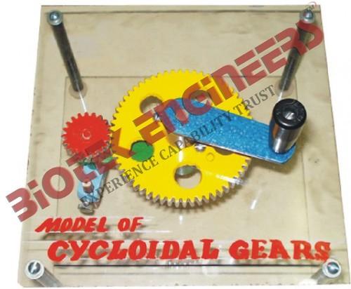 Cyclodial Gear