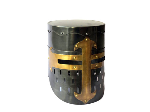 Crusader Great Armor Helmet