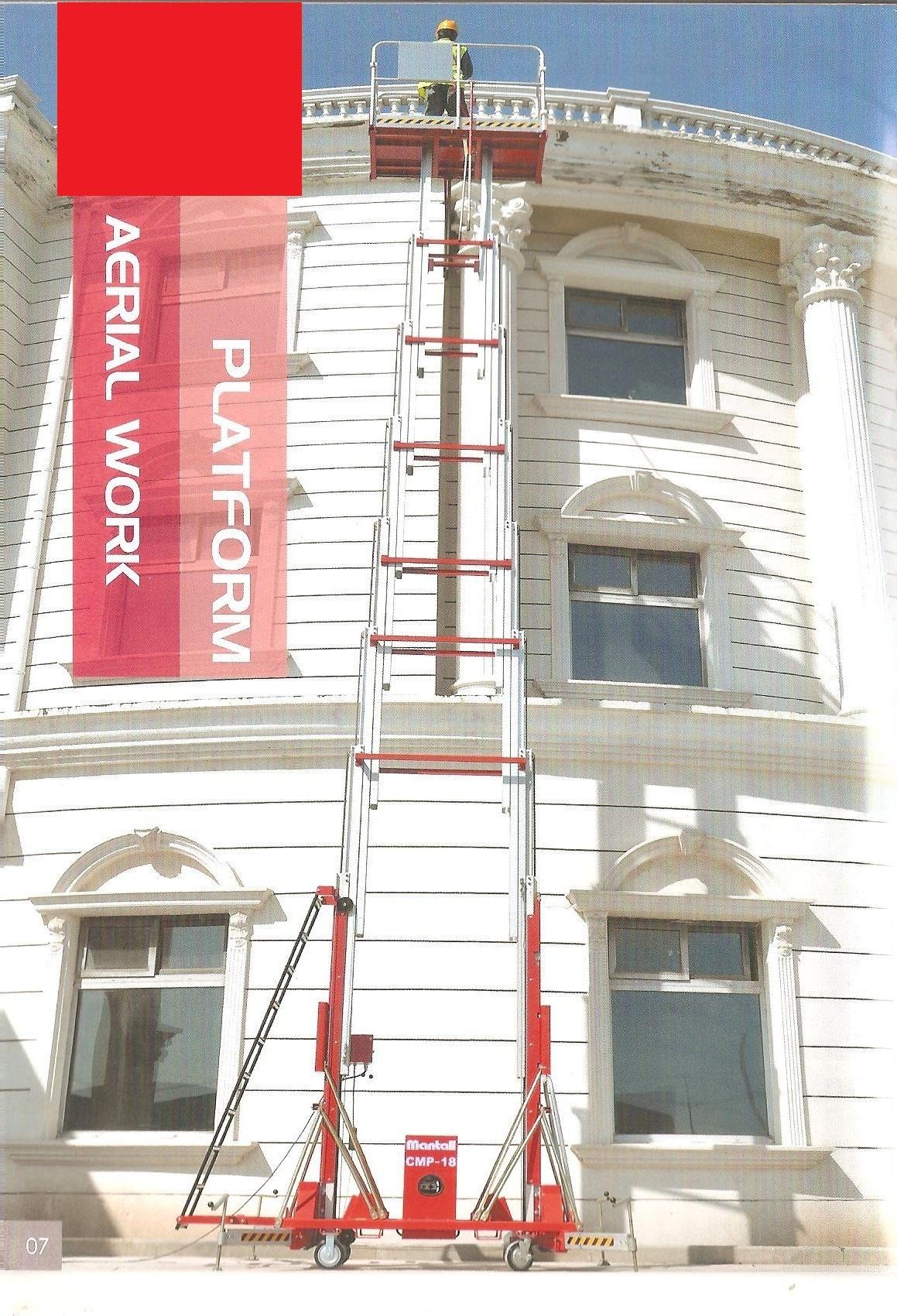 Aerial Work Platform (Vertical Mast)