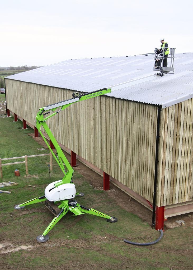 Aerial Work Platform Spider