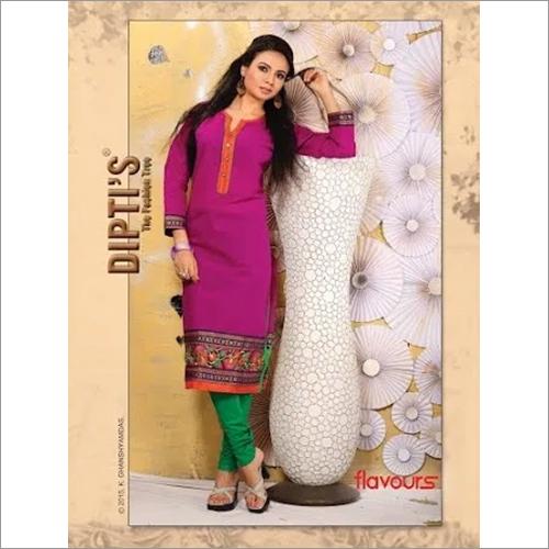 Cotton Plain Salwar Suit