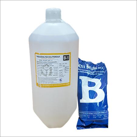 Haemodialysis Fluid With Powder