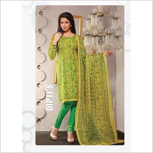 Ladies Fancy Printed Salwar Suit