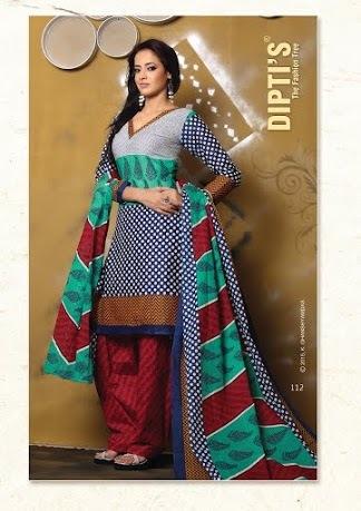 Ladies Casual Punjabi Suit
