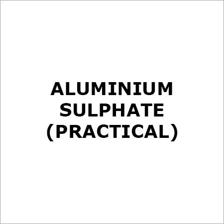 ALUMINIUM SULPHATE (practical)