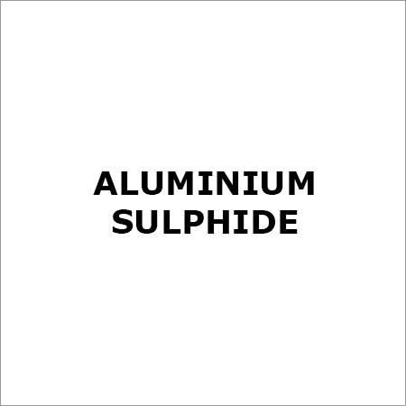 ALUMINIUM SULPHIDE