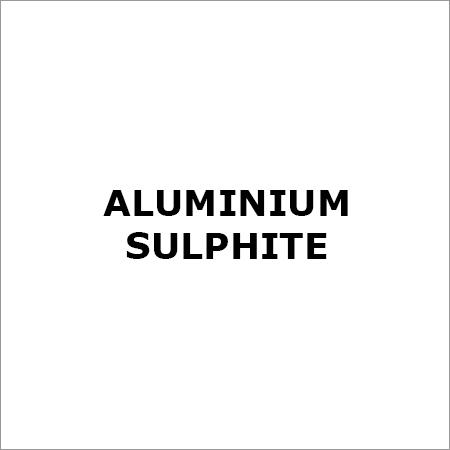 ALUMINIUM SULPHITE