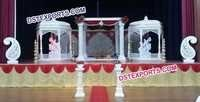 Indian Wedding Krishna Mandap