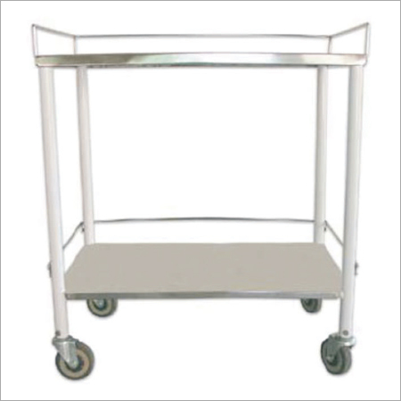 Instrument Trolley 18 x 24 (M.S.)